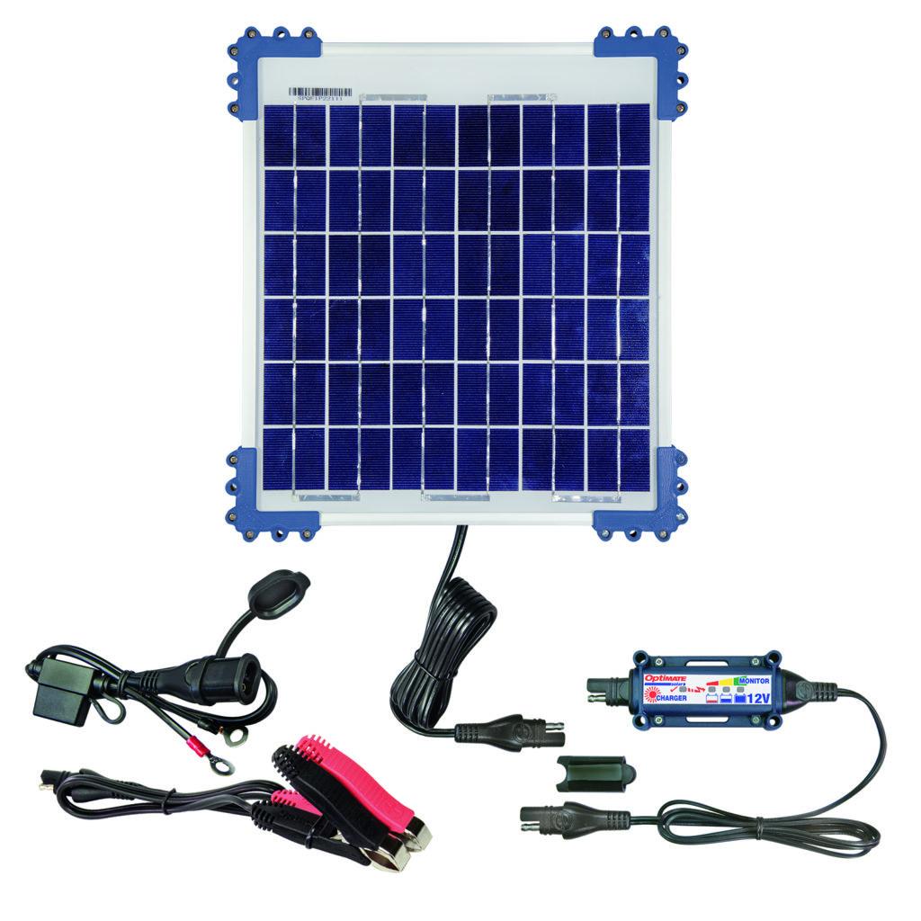 Panneau solaire optimate 10W